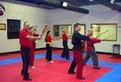 Connecticut Modern Arnis Jujitsu Class